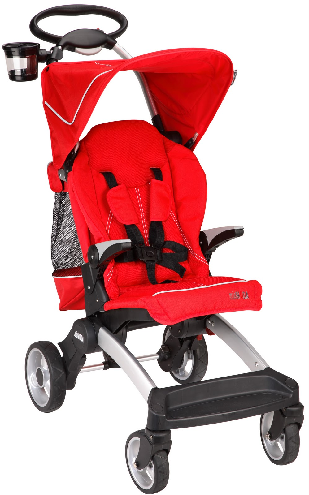 DIVINE BABY FURNITURE: Mia Moda Cielo Evolution Ultra Compact Stroller