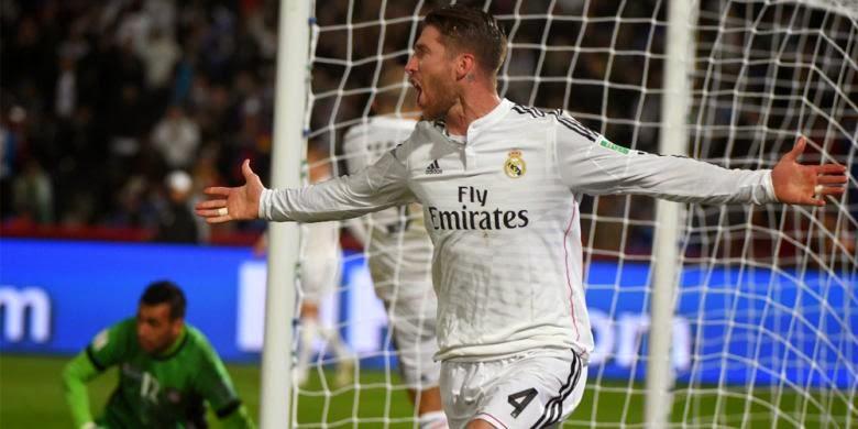Real Madrid Juara Piala Dunia Antarklub