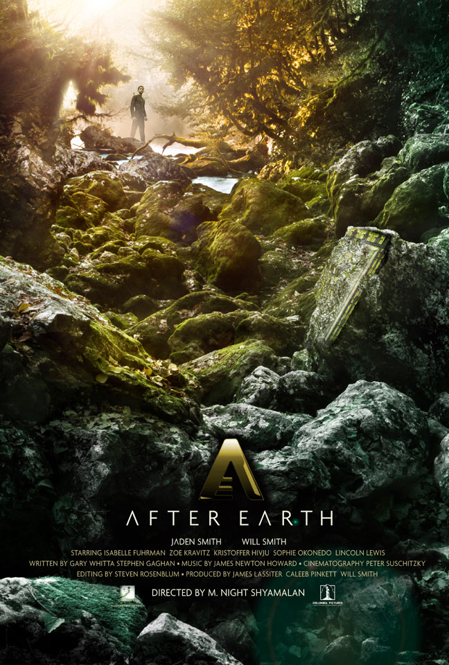 After Earth | Teaser Trailer