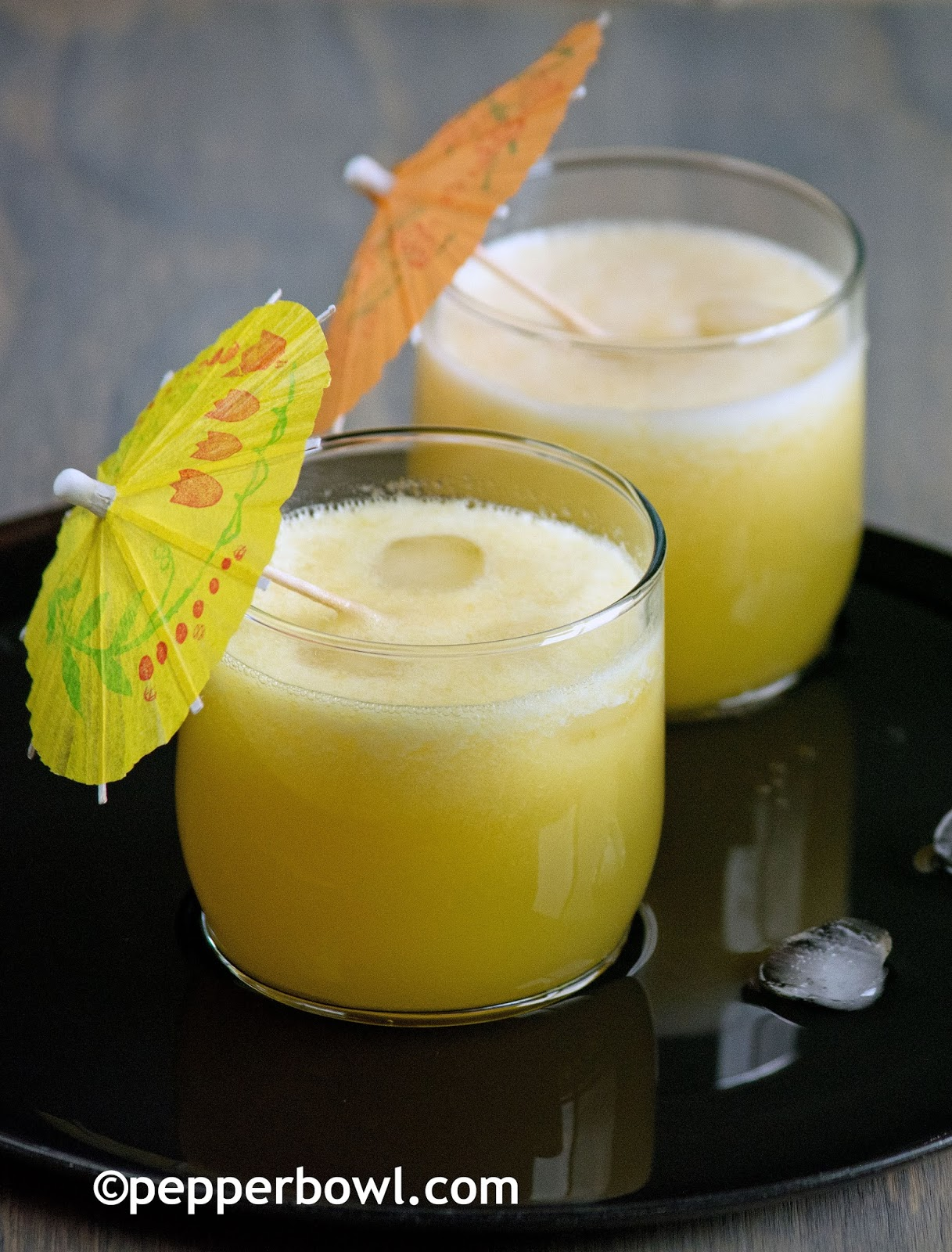 Pineapple Sugarcane Water Recipes — Dishmaps
