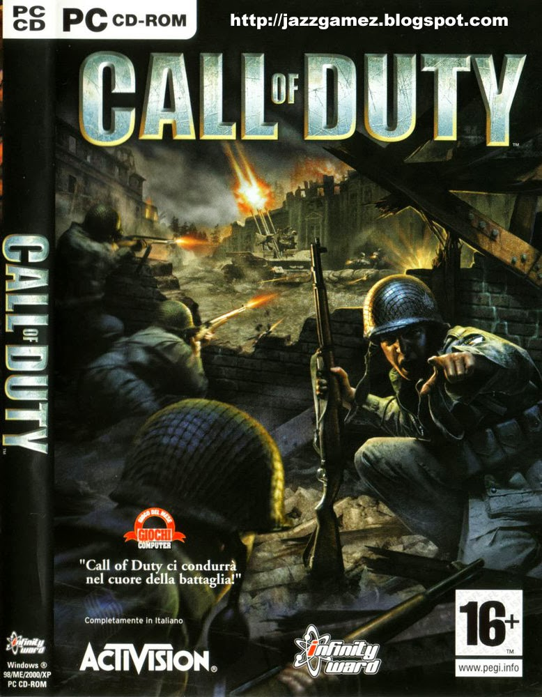 Call Of Duty 1 Full Version Game for PC Free Download - Free Download Top Games Full Versions ...