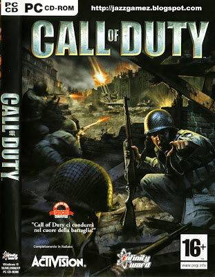 Call Of Duty 1 Full Version Game for PC Free Download