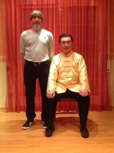 Jie-Gao Pedro Rico, Grand Master Doc Fai Wong