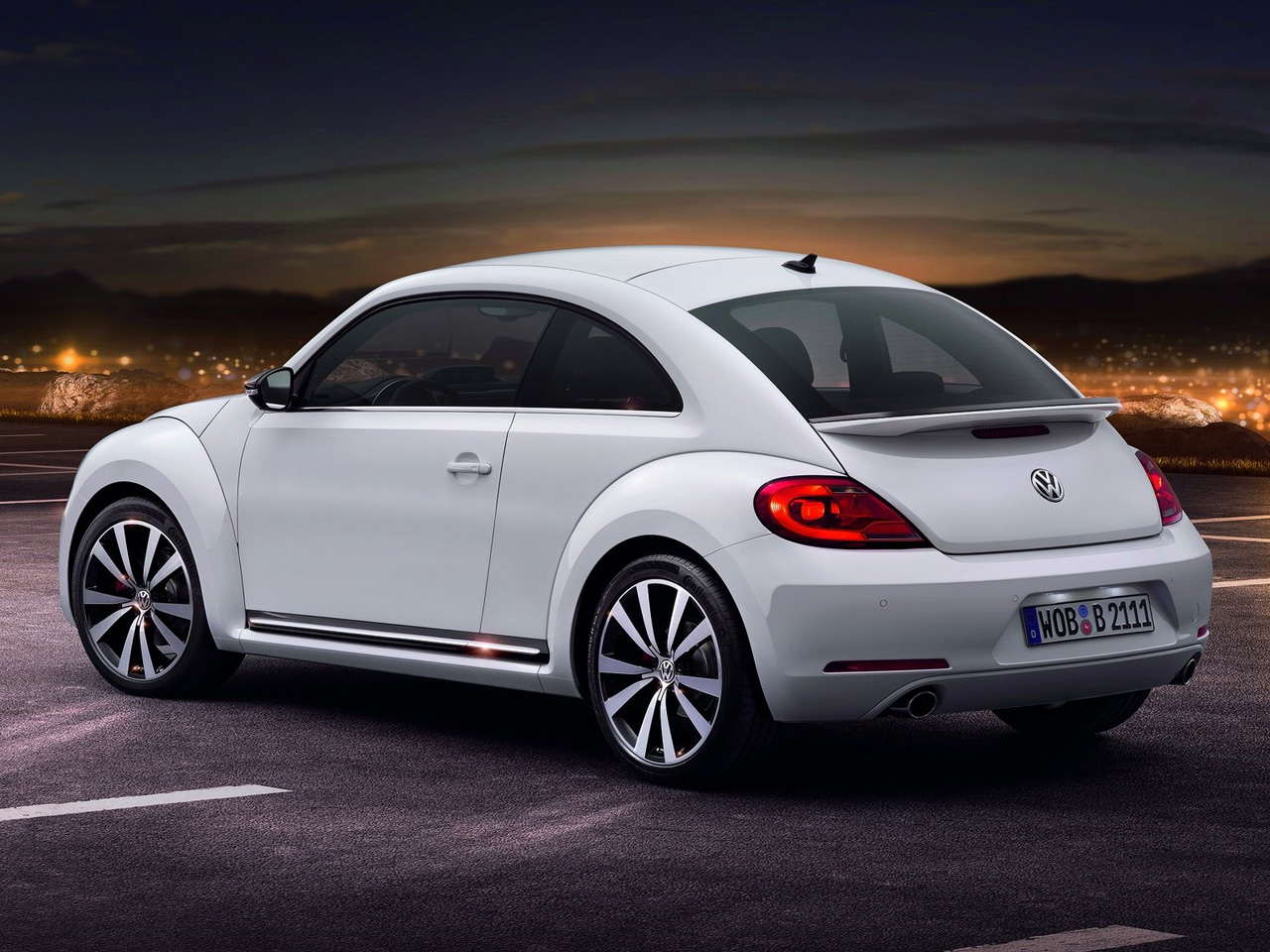 volkswagen new beetle 2012 wallpapers carros. Black Bedroom Furniture Sets. Home Design Ideas
