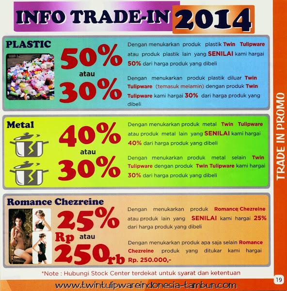 trade in promo produk romance chezreine, lingerie 2014