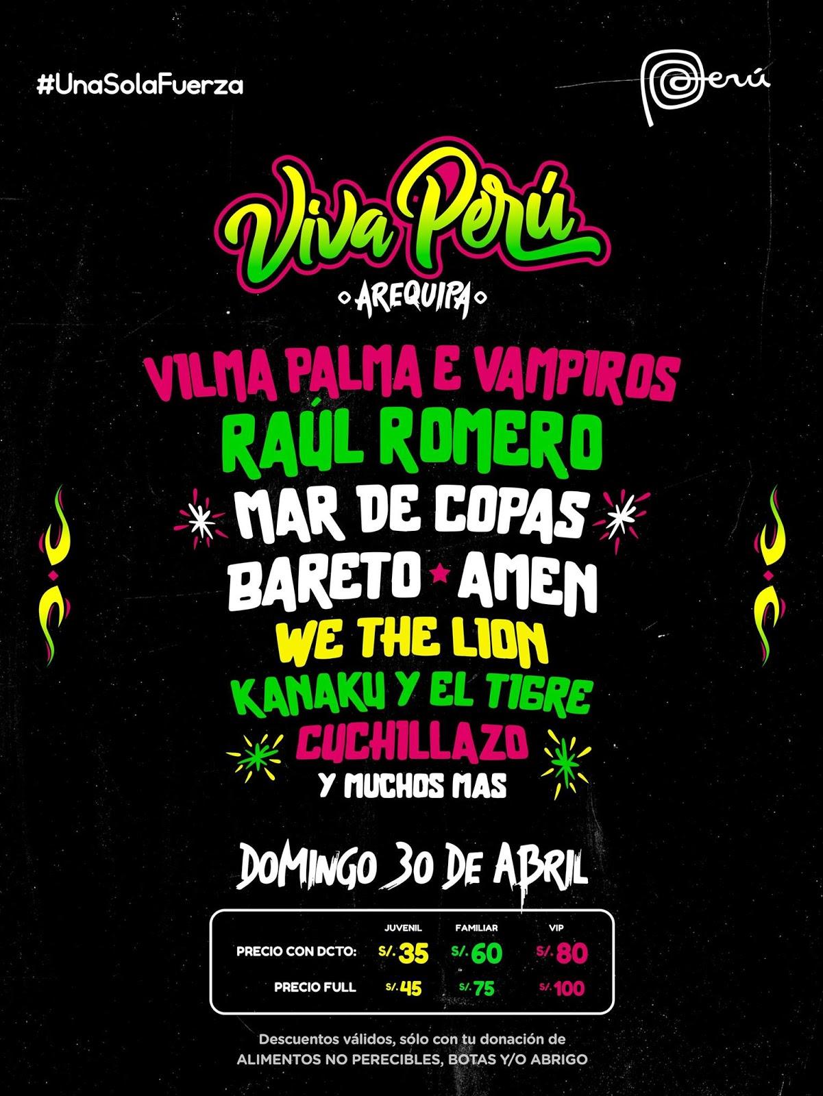 Viva Perú 2017