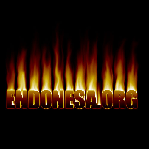 SANDHY-GAMESOFT: Cara Membuat Efek Api Pada Photoshop