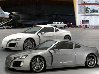 Steel Drake 2011 Volkswagen Sport Cars Concept By Kyrgyzstanian