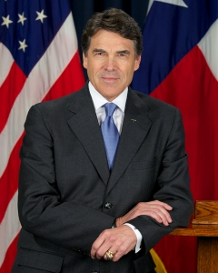 Paul Blanco Challenges Texas Governor Rick Perry