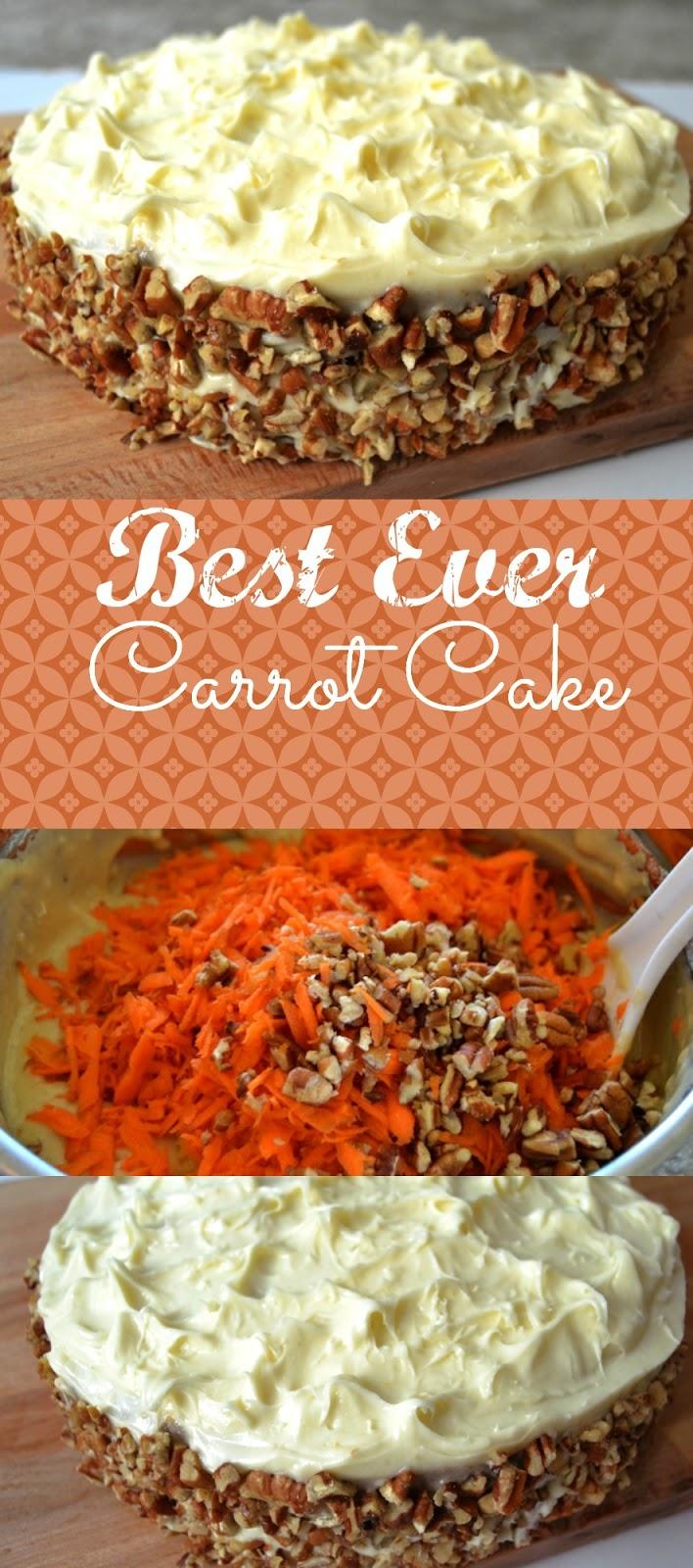 Carrot Cake Recipe Best Ever Carrot Cake Moist Carrot Cake