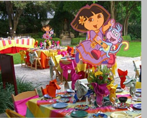 Centro De Mesa Para Fiestas