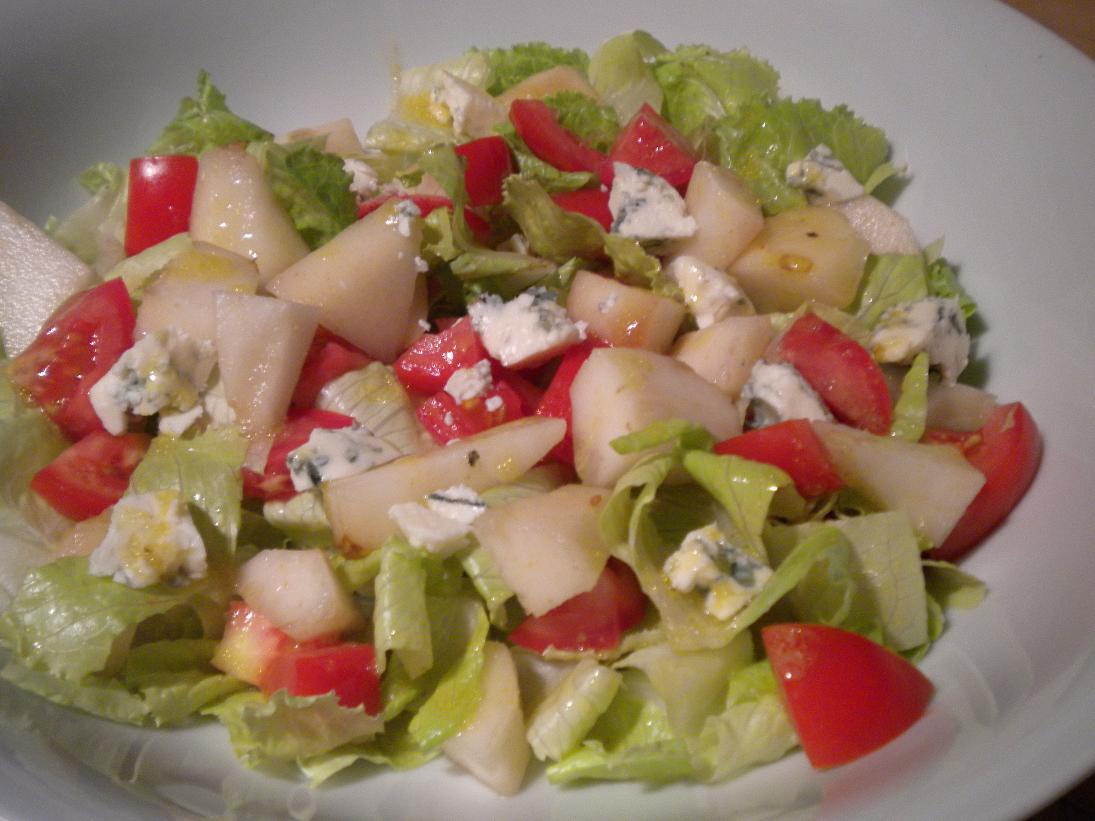 La cocina m gica de manu ensalada francesa de oto o for Ensalada francesa