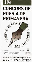 Premio Luis Chamizo de Poesía 2011