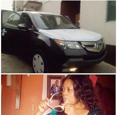 biodun okeowo buys new jeep