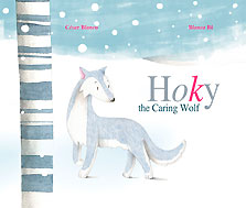 Hoky, the caring wolf