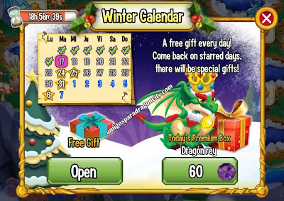 imagen del premium box del dragon rey