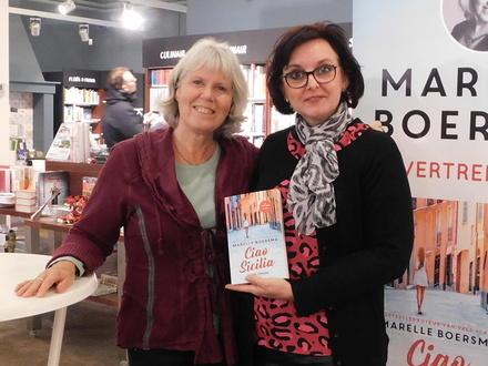 Meet & greet Marelle Boersma