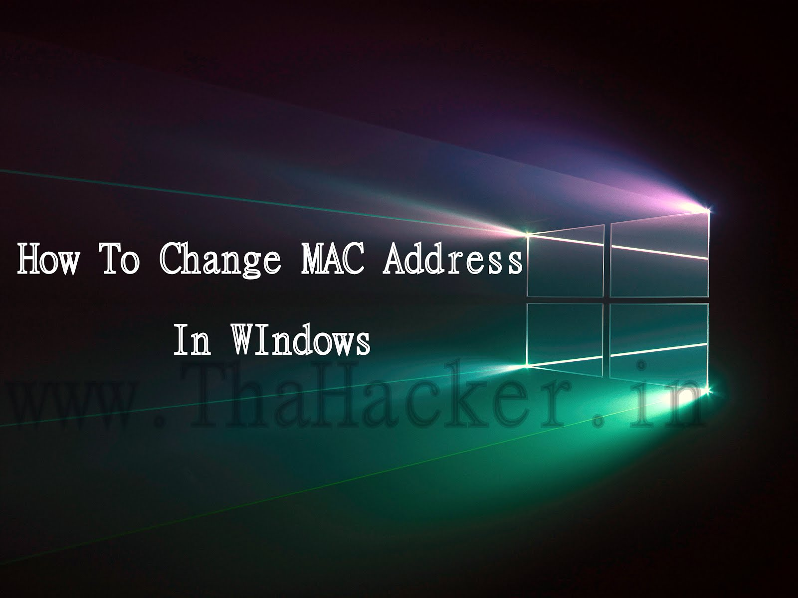 Mac адреса косметика