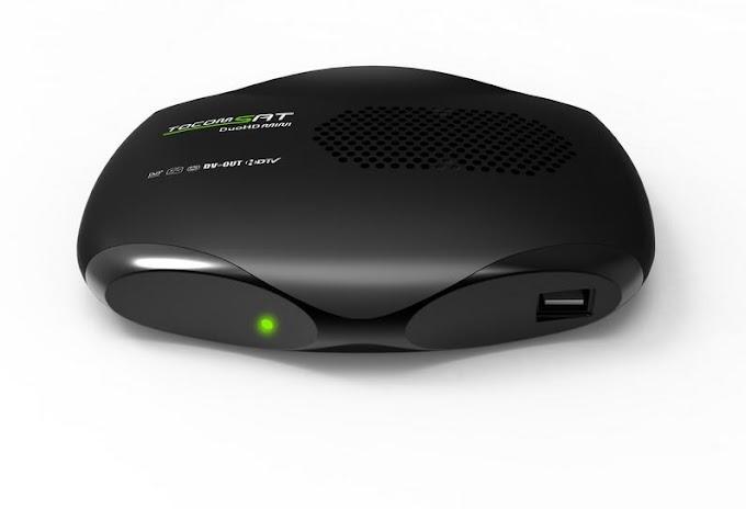Tocomsat Duo HD Mini - Atualização v3.07 de 29/11/2012