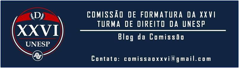 Comissão de Formatura da XXVI Turma de Direito