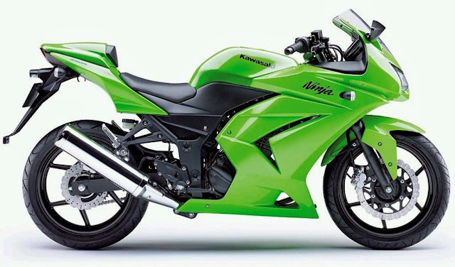 Kawasaki Ninja Super Bike Wallpaper HD