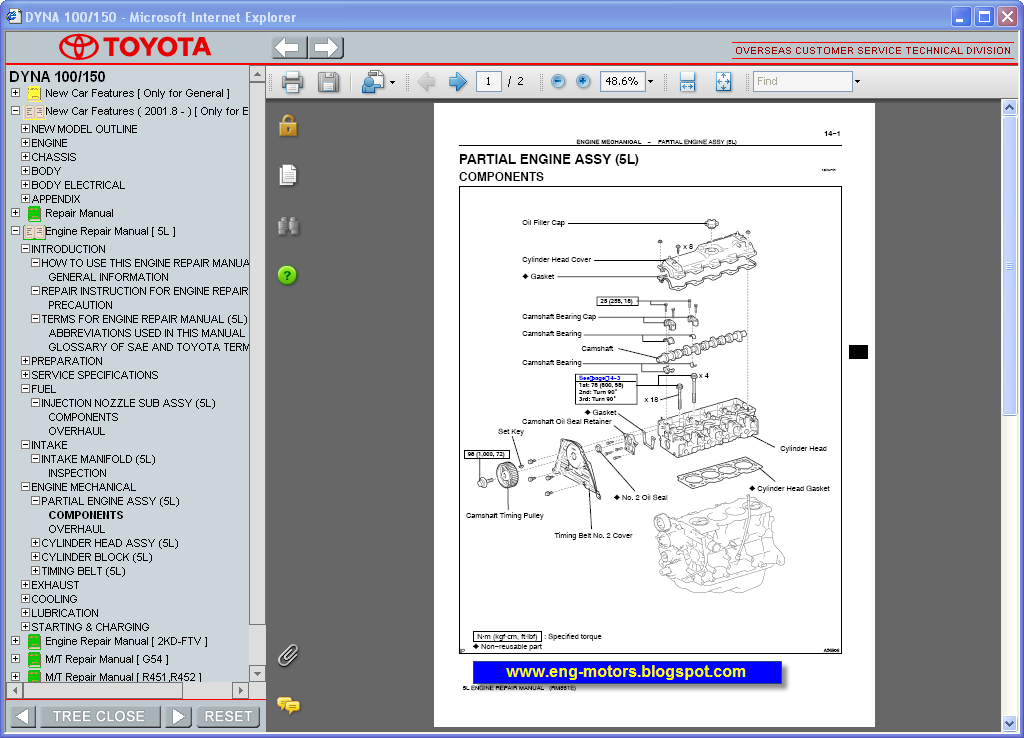 Toyota Alphard Engine Diagram additionally Toyota Alphard Engine Parts Diagram in addition Toyota Dyna 100150 Service Manual further  on toyota dyna 100150 service manual