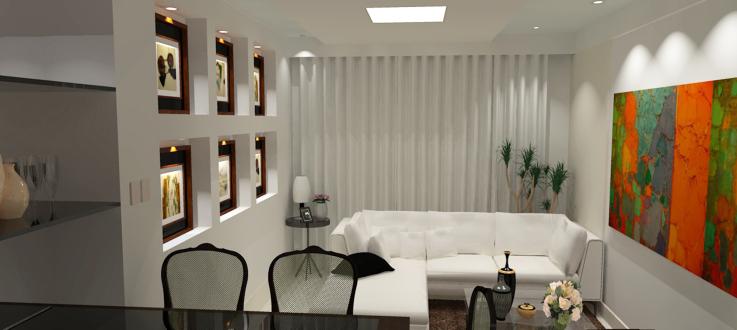 Br nno chagas interiores a import ncia da ilumina o na for Curso de design de interiores no exterior