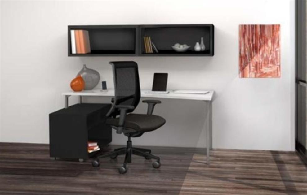 E5K6 Tablet Desk Set by Mayline