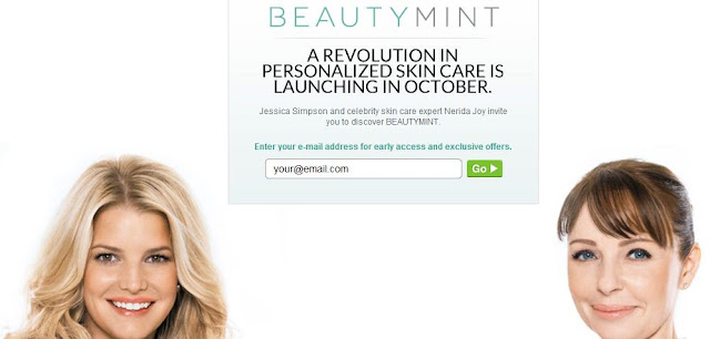 Beauty+Mint+Savvy+Spice+Jessica+Simpson+endorsing+skin+product