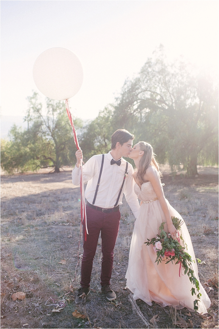 A Valentine S Inspired Wedding Shoot Southern California