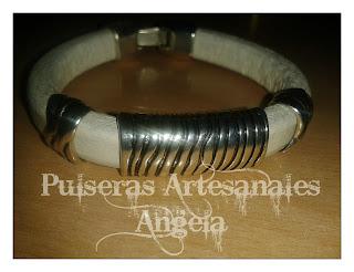Pulseras Artesanales Angela - Pulsera de Chico