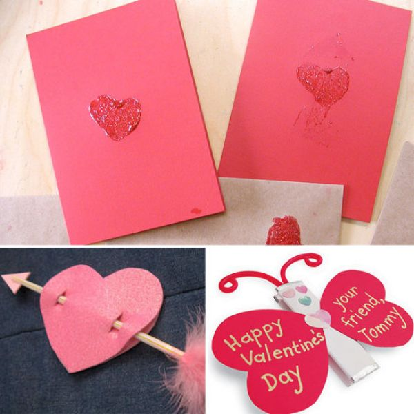 Outdoor Agencies News Blog IDEAS FOR VALENTINES DAY CARD HOLDERS – Easy Valentine Cards for Kids
