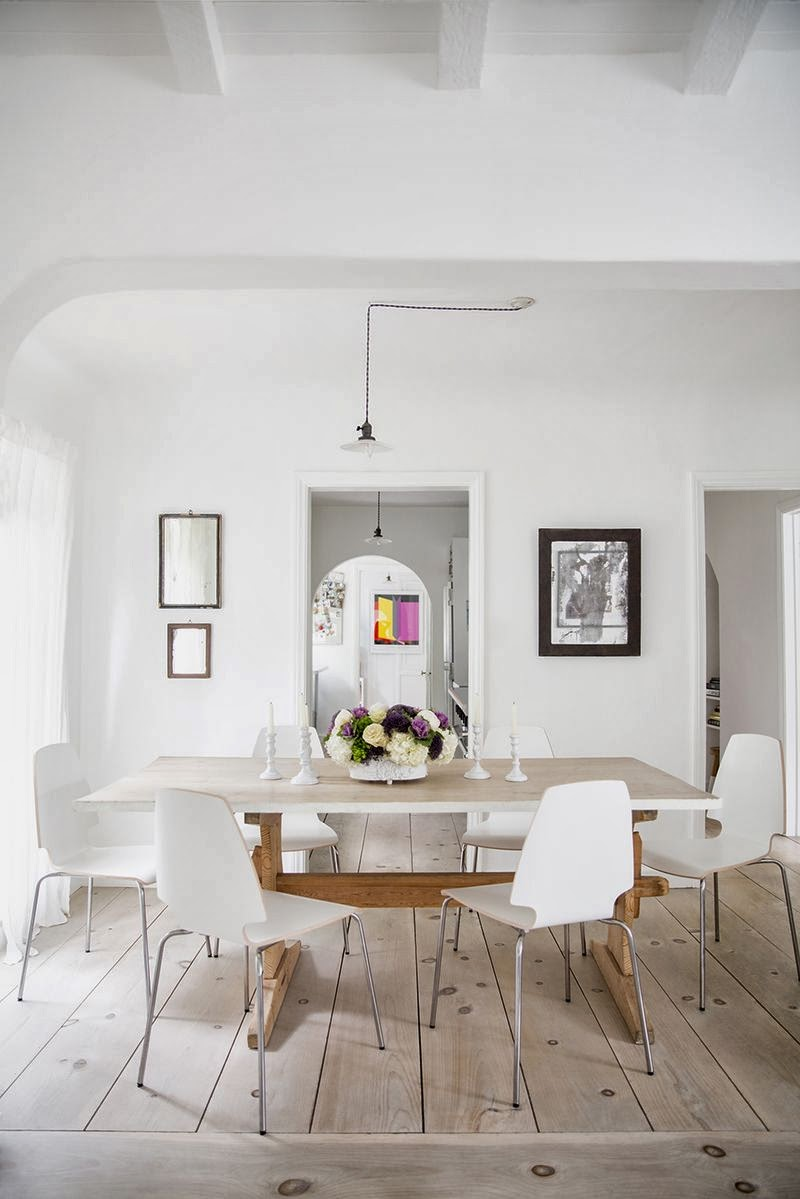 T d c dining rooms hooked pendant lighting - Lovely dining rooms with hanging lights ...