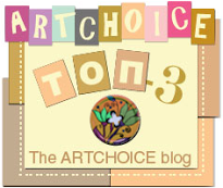 Я в Топ-3 The ArtChoice Blog