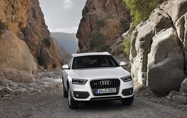 2012 Audi Q3 SUV