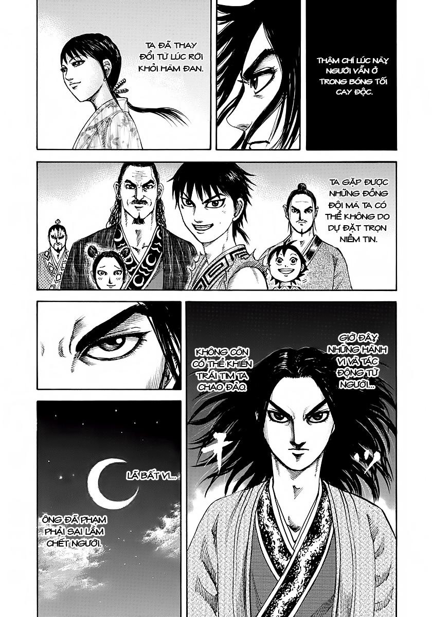 Kingdom - Vương Giả Thiên Hạ Chapter 187 page 20 - IZTruyenTranh.com