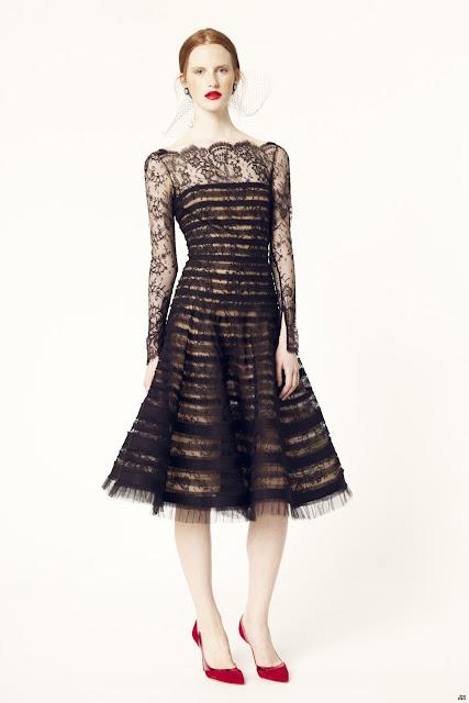 Colección de vestidos Oscar de la Renta