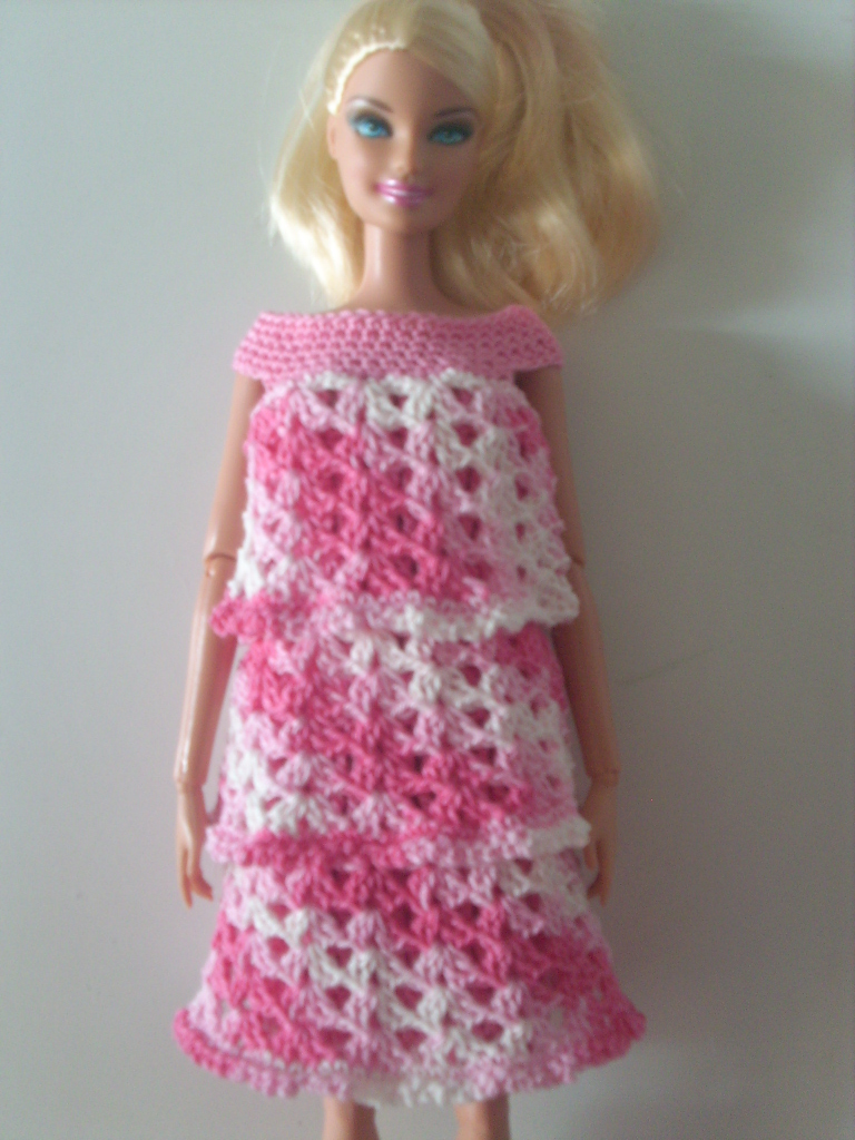 Crochet Barbie : Crochet Barbie Clothes To Make