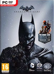 Download Batman Arkham Origins Repack-Black Box PC Free