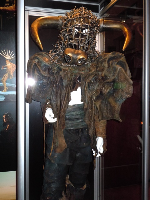 Immortals Minotaur film costume
