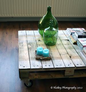 Haikey pallet tafel diy for Pallet tafel zelf maken
