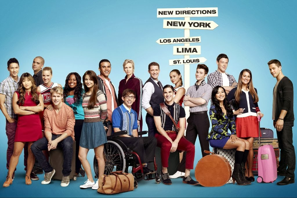 Glee 5×03 – The Quarterback
