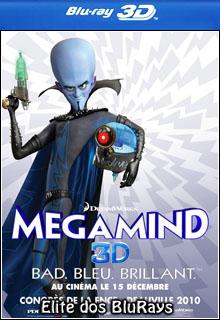 Megamente 3D Half-SBS BluRay 1080p Dual Áudio