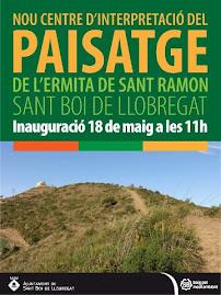 2013: Nou Centre d'Interpretació del Paisatge!