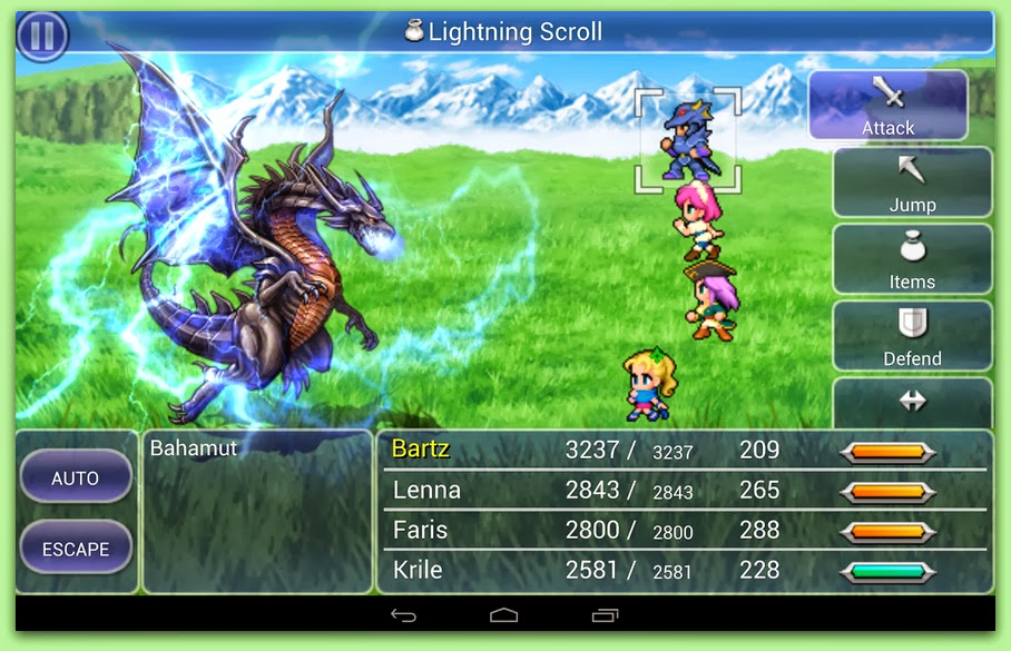 Download Final Fantasy V APK 1.0.5
