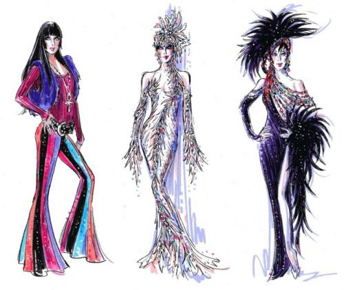 Dazzling Divas: Bob Mackie