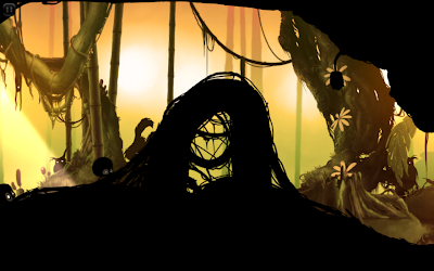 Badland game: I cloned myself