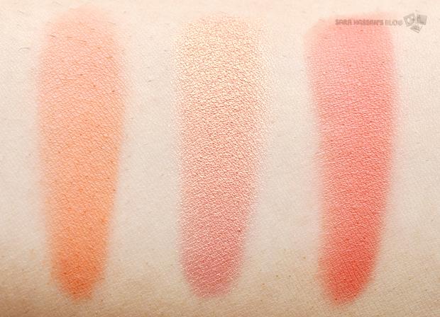 Blush by 3 Palette Lace  Blusher  Sleek MakeUP