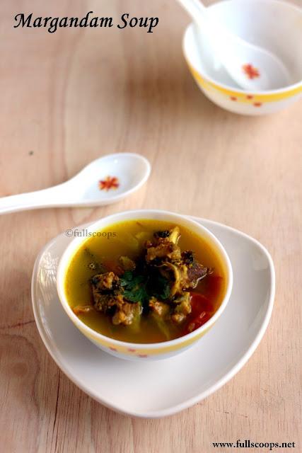 Margandam Soup