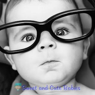 glasses, baby